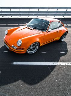 Classic Porsche 911 reimagined by Singer Vehicle Design - Sun Valley, CA.
