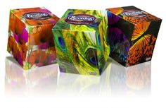 Scotties Supreme Nature Inspired Cubes