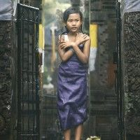 The Balinese girl by Andrei Apostol