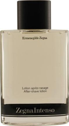 Zegna Intenso By Ermenegildo Zegna For Men Aftershave 3.3 Oz by Zegna Intenso. $32.60. This item is not for sale in Catalina Island. ZEGNA INTENSO by Ermenegildo Zegna for Men AFTERSHAVE 3.3 OZ Lemon, Mandarin Orange, Pink Pepper, Musks, Cardamom, Sandalwood, Cedar, Amber,Vanilla, Vetiver, Tonka Bean, Iris. Save 22% Off!
