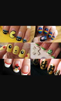 Nerd  nail dream