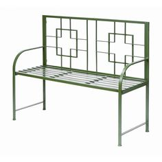 I pinned this Achla Square-on-Square Bench from the Leaf Magazine event at Joss and Main!
