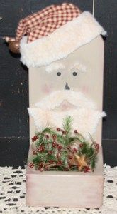 Primitive Wood Crafts   Country Primitive Gifts/ Kp Home Collection :: Christmas :: Wood Craft ...