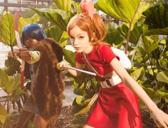 The Secret World of Arrietty Studio Ghibli Miyazaki cosplay