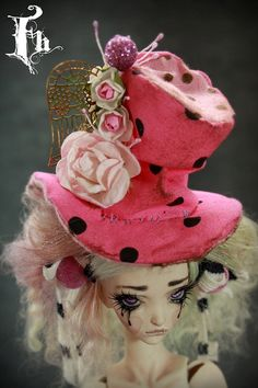 Doll , one of a kind dolls by Aidamaris Roman Forgotten Hearts   Flickr - Photo Sharing!