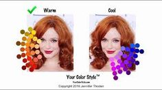 Your Color Style Example 2 - Jen Thoden walks you through step by step how her new color system will help you easily define your best colors. Bright Spring, Warm Spring, Warm Autumn, Clear Winter, Clear Spring, Spring Color Palette, Colour Pallette, Winter Colors, Spring Colors