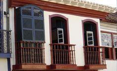 Biblioteca Antônio Torres (Casa do Muxarabiê) - Diamantina, Minas Gerais