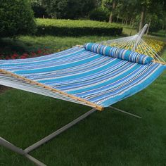 Prime Garden Quilted Fabric Hammock