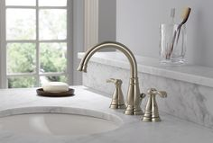 Bathroom Wall Ideas That Aren't Tile: 7 Alternatives to Tile for Your Bathroom Renovation | Delta Faucet Inspired Living