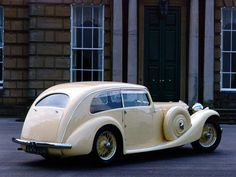 1935 Jaguar SS Airline Sedan