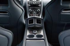 2015 Aston Martin Rapide S: Rear Seat Amenities