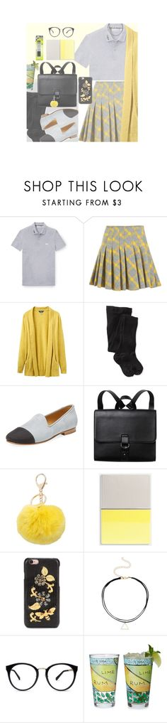 """364 good girl"" by niji-niji ❤ liked on Polyvore featuring Lacoste, Paul & Joe Sister, Joules, Smartwool, Del Toro, Monki, M&Co and Dolce&Gabbana"