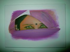 AISHWARYA by paulhayes @ ArtonLine.ie the Online Art Gallery - Affordable Art direct from the Artist!