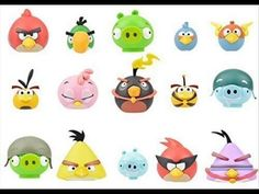 K'Nex Angry Birds Series 2 Blind Bag Characters Based on the Top-selling app, Angry Birds K'nex bring the fun to life! Fun for all ages and great as gifts! Collect all