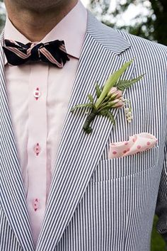 love bowties. guys don't let this trend die and don't fear the mixing of patterns as long as one of them is not overwhelming the other.