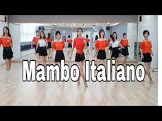 Count: 16 Wall: 4 Level: Beginner Choreographer: Susan Prats – August 2018 Music: Mambo Italiano by Bette Midler Dance by KOREA NOBLE line dance Dance Workout Videos, Dance Videos, Dance It Out, Just Dance, Mambo Dance, Latin Dance Classes, Online Dance Lessons, Zumba Toning, Country Line Dancing