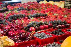 Visit Atwater & Jean-Talon markets