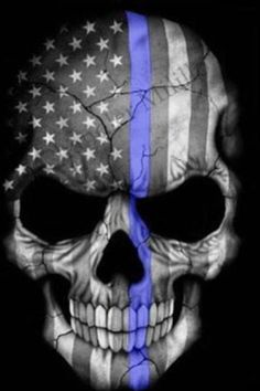 None of these images are mine =) Leo Tattoos, Skull Tattoos, American Flag Wallpaper, Harley Davidson Wallpaper, Creepy Images, Skull Pictures, Skull Artwork, Skull Wallpaper, Skull Tattoo Design