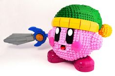 """Sword Kirby"" by Swan Dutchman: Pimped from Flickr"
