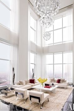 Contemporary Living Room by ODA-Architecture and ODA-Architecture in New York, New York |  cynthia reccord