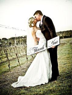 Hochzeit Zeichen, danke Zeichen, Foto-Prop-Zeichen, Save the Date oder Engagement Zeichen, notleidende (Vintage), Massivholz, 1-seitig für Ihr