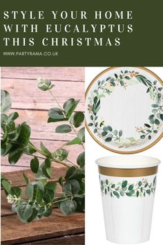 Style your home and your Christmas table with our range of Eucalyptus decorations. The faux stems can be placed in vases to create a centre piece or on a fireplace. Match it up with eucalyptus plates and cups for your Christmas table. Christmas Decorations, Christmas Tree, Table Decorations, Holiday Decor, Centre Pieces, Perfect Party, Best Part Of Me, Stems, Decorative Accessories