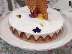 Recetas | Torta fraiser | Utilisima.com