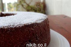 עוגת דבש רכה וטעימה / צילום : ניקי ב