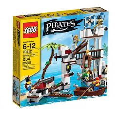 Buy LEGO Pirates Soldiers Fortfor R679.00