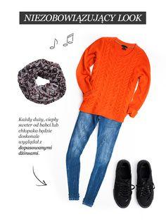 5 ubrań - dziesiątki stylizacji - Radość Odkrywania