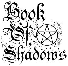 Book Of Shadows by ~ cover