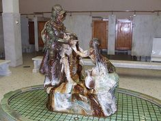Fordyce sculpture | Flickr - Photo Sharing! Arkansas Mountains, Sculpture, Sculptures, Sculpting, Statue, Carving