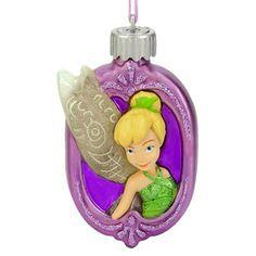 Tinkerbell Ornament