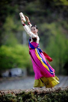 Hanbok (Korean Traditional Dress or Clothes)