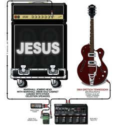 Ben Lurie – The Jesus And Mary Chain – 1991 | Guitar.com