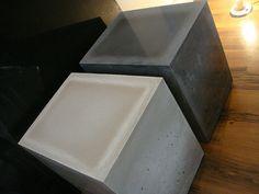 concrete furniture -Mia Malcolm
