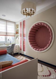 Квартира в Москве: дизайн интерьера, фото | AD Magazine