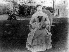 ALICE AUSTEN  Alice Austen    CA. 1893
