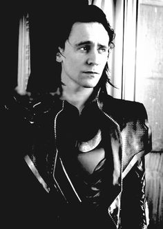 Loki -Tom Hiddleston