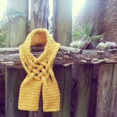 Scarf Knit Pattern