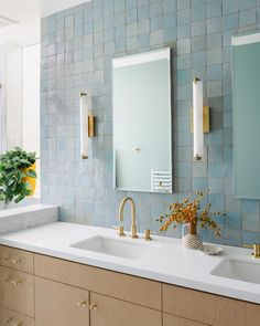 House Reveal: Our Main Bathroom - Oh Joy! Home Reno, Bathroom Inspiration, Master Bathroom, Sweet Home, Clutter, Joy, Mirror, House, Furniture