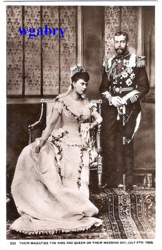 King George & Queen Mary