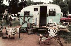 traveling flea market camper | share this email facebook twitter stumbleupon google reddit digg