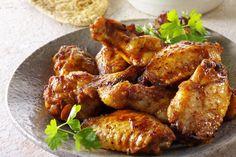 Ailes de poulet épicées grillées