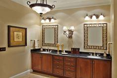 Valerie Garrett Interior Design. Macon, Georgia. Bathroom.