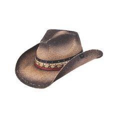5d024447c7368 Black Hogan Cowboy Hat by Peter Grimm Hats