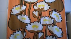 Tampella, dec ULPUKKA, design Marjatta Metsovaara (vintage-retro) Retro Styles, Finland, Retro Fashion, Pop Art, Print Design, Retro Vintage, Cotton Fabric, Homes, Furniture