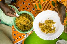 Want to try some Kenyan food? These are the best dishes to eat -- from nyama choma (roasted meat) to sukuma wiki (collard greens with onions and spices). Rice Dishes, Food Dishes, Masala Fries, Curry Stew, Indian Food Recipes, Ethnic Recipes, Kenyan Recipes, Beef Kabobs, Coconut Sauce