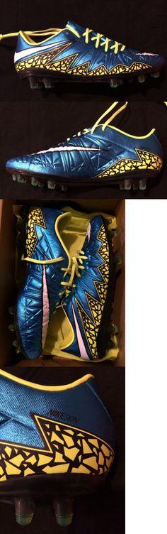 Women 159176: New Nike Women S Hypervenom Phinish Fg Acc Soccer Cleats Blue Lagoon Size 9 -> BUY IT NOW ONLY: $49.99 on eBay!