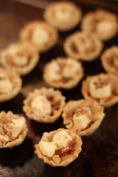 Baked Brie Bites, perfect for a Party in a pinch!